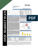 DNH Market Watch Daily 14.09
