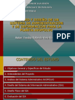 Presentación Sistema de Informacion