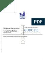 Gujarat Draft Township Policy