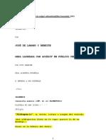 """""""Dialecto vulgar salantino"""" por JOSÉ DE LAMANO y BENEYTE 1915. SALAMANCA"""