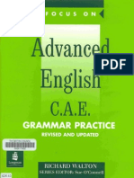 Advanced English Cae - Longman