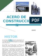 ACERO DE CONSTRUCCION