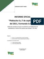 INFORME PLEBISCITO 14_09_11