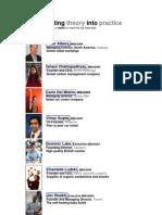 Entrepreneurship Alumni Profiles