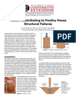 Structural Failures in Poultry Houses