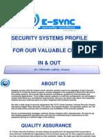 e Sync Profile