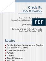 Oracle 9i SQL Plsql