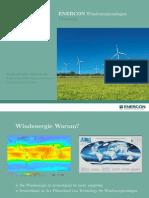 Presentacion Turbinas Enercon (Vista General)