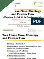 8twophaseflowrheologyandpowders-100505094642-phpapp01