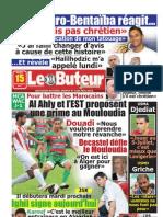 LE BUTEUR PDF du 15/09/2011