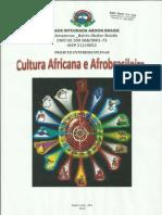 Projeto Cultura Africana e Afrobrasileira 2010