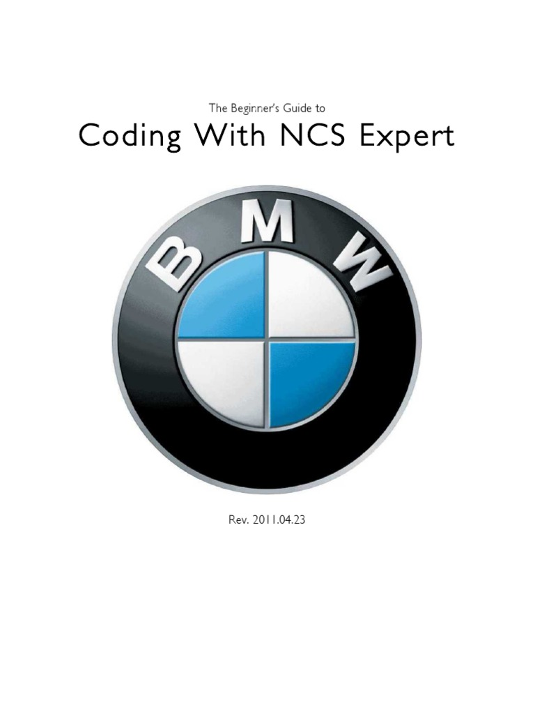 Guide to BMW Coding (2011 04 23)   Device Driver   Microsoft