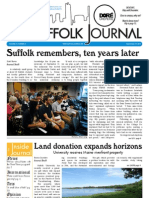 The Suffolk Journal 9/14/2011