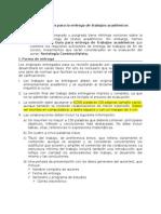 Normas de curso. Sociología Constructivista 2011B