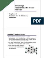Conmutacion de Circ. y Paq.