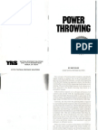 Power Throwing