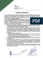 Convenio Reserva Los Manantiales - ONG Los Manantiales / Municipio de Río Ceballos