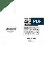 Manual Zoom G7.1ut Port