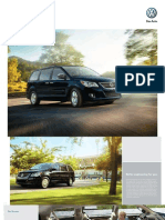 The 2012 Routan Minivan