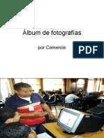 Álbum de Fotografías de Comercio