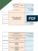 Agenda CCIV