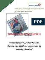 Projecto Educativo Aprovado Em Assembleia