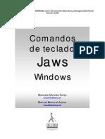 Comandos Teclado Jaws Mym