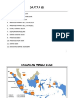 Statistik Minyak Bumi