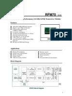 RFM70
