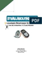 Learner Response Systems v1.5