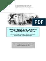 Apunte Universidad de Concepcion - Mmpi-2