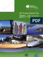 Regional Development Australia ACT Strategic Regional Plan