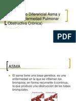 Diagnostico Diferencial Asma y EPOC (Enfermedad Pulmonar