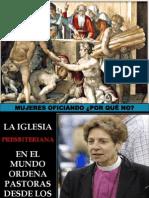 Presentación Ponencia La ordenación femenina