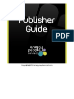 Publisher Guide
