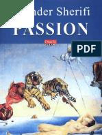 Skënder Sherifi - PASSION (poésie)