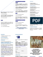 III Congreso Internacional de Historia y Cine. Modelos de interpretación para el cine histórico
