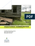 Fractured Communities FINAL September 2010