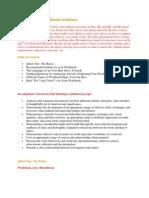 IB Art Workbook Guidelines