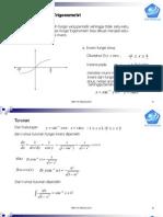 Kalkulus 1 PP