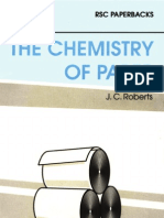 Chemistry of Paper (Roberts J.C.)