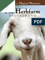 Herbfarm Brochure 2012 Version 3