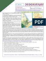 África Hidrografia - Caderno do Aluno Vol 3