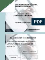 presentacionesevaluacioneducativa-091107173008-phpapp02
