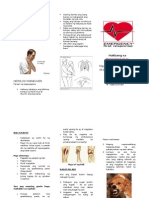 Pamphlet- First Aid