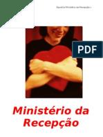 Apostila-ministerio Da Recepcao