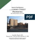 RFP-Mulberry Street Properties
