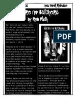 We're No Butchers by Rob Plath - Epic Rites Press Release