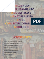 Expo Sic Ion de Escolastica e Iusnaturalismo Diapositivas
