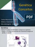 Aula 01 - Genética - Conceitos Gerais
